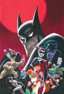 Batman The Animated Series Saison1 French Dvdrip Xvid DELiCiOUS preview 0