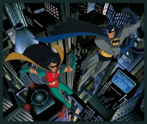 Batman The Animated Series Saison1 French Dvdrip Xvid DELiCiOUS preview 1