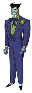DC Animated Universe Joker_-_Model_TNBA