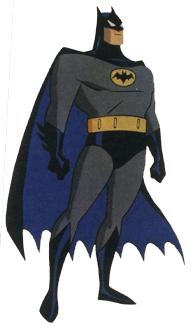 DC Animated Universe Batman_-_Design_BTAS