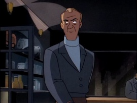 DC Characters not in Continuity: BTAS |Josiah Wormwood