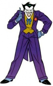 DC Animated Universe 180px-Joker_-_Model_BTAS