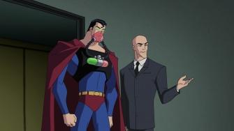 rencontre batman superman