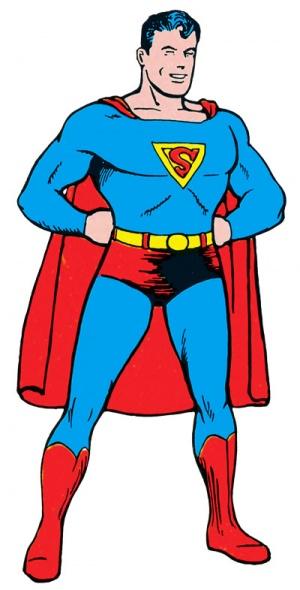 superman dcau la tour des h ros. Black Bedroom Furniture Sets. Home Design Ideas