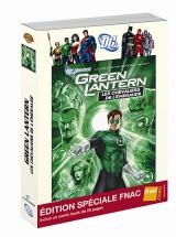 green lantern les chevaliers de l 201 meraude m 233 dias la tour des h 233 ros