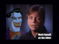 Mark Hamill, voix originale du Joker