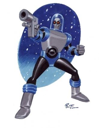 Mister Freeze (DCAU) - La Tour des Héros
